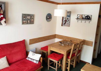 salle à manger le Mont Soleil