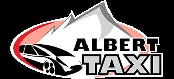 Albert taxi La Plagne